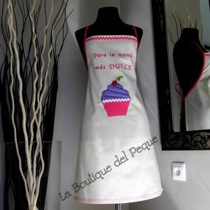 Delantal mod mama dulce la boutique del peque - Delantal masterchef personalizado ...