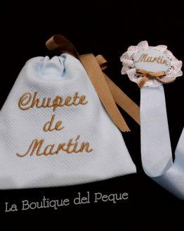 Chupeteros y Pañuelos Personalizados